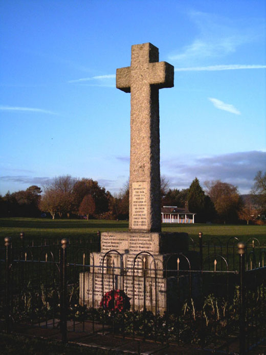 Boughton Aluph Memorial