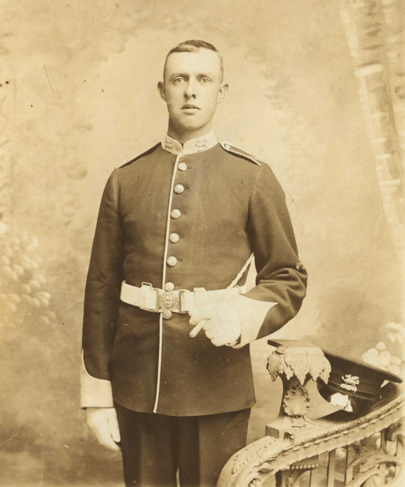 Thomas William SEATH (In dress uniform)